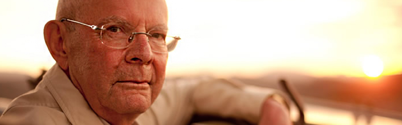 Wilbur Smith Talks About the Part Books Played in his Childhood