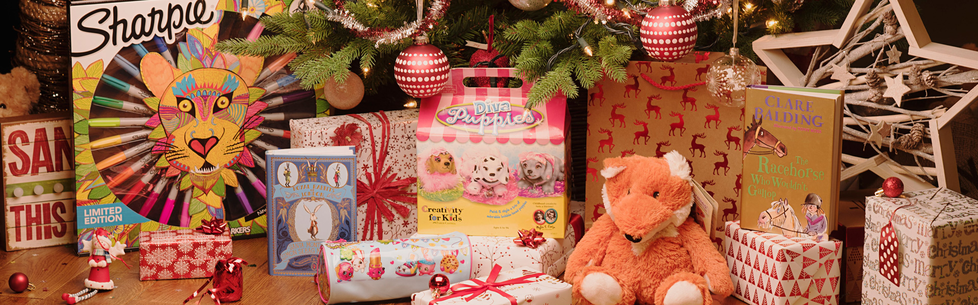 Marvellous Gifts for Kids