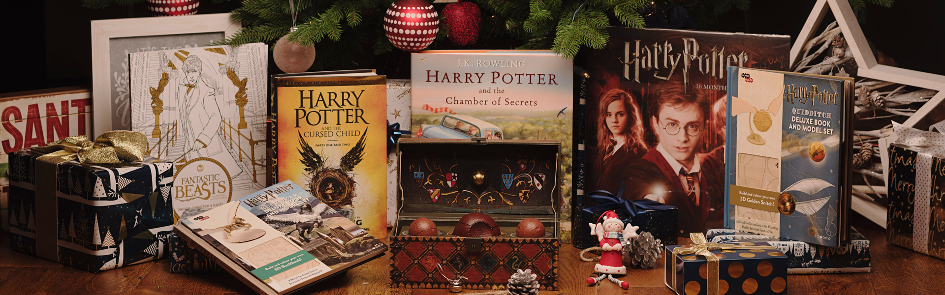 Magical Gifts for Harry Potter Fans
