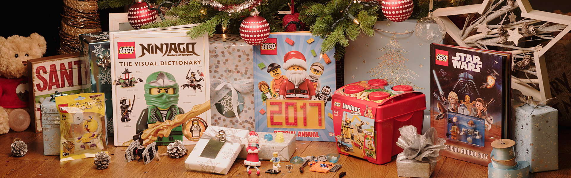 Fantastic Gifts for Lego Fans