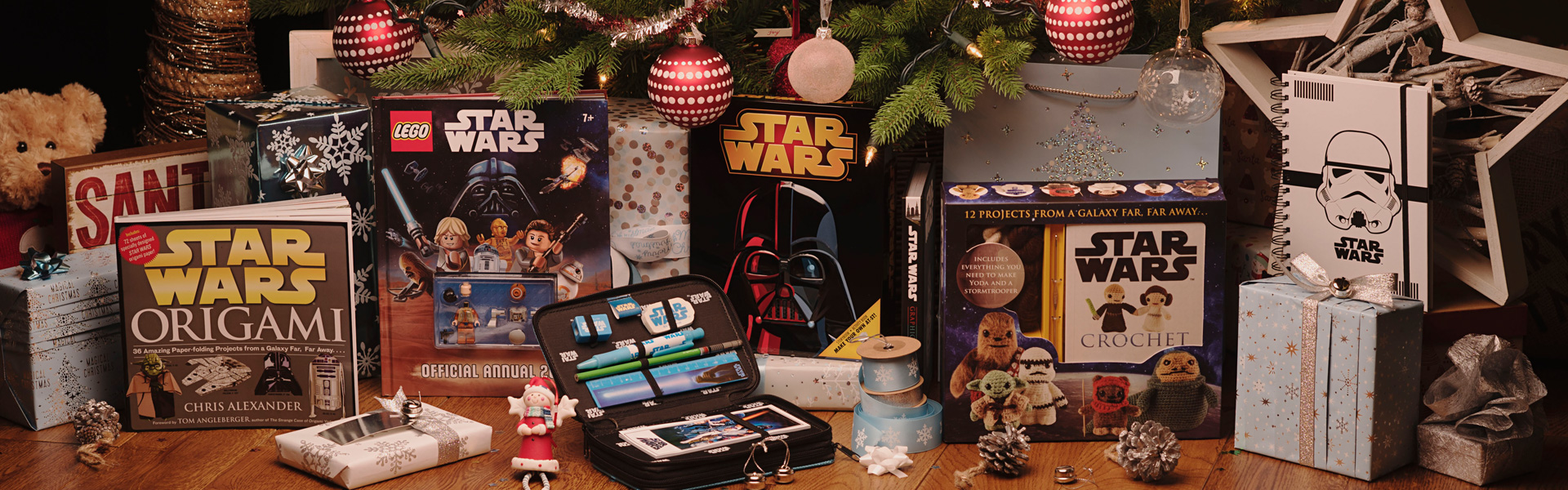 Intergalactic Gifts for Star Wars Fans