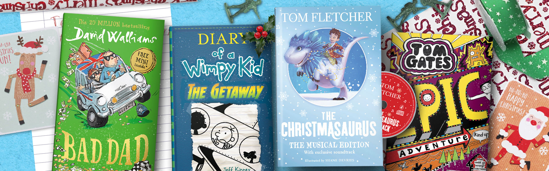 Roald dahl archives whsmith blog our christmas top picks childrens books solutioingenieria Choice Image