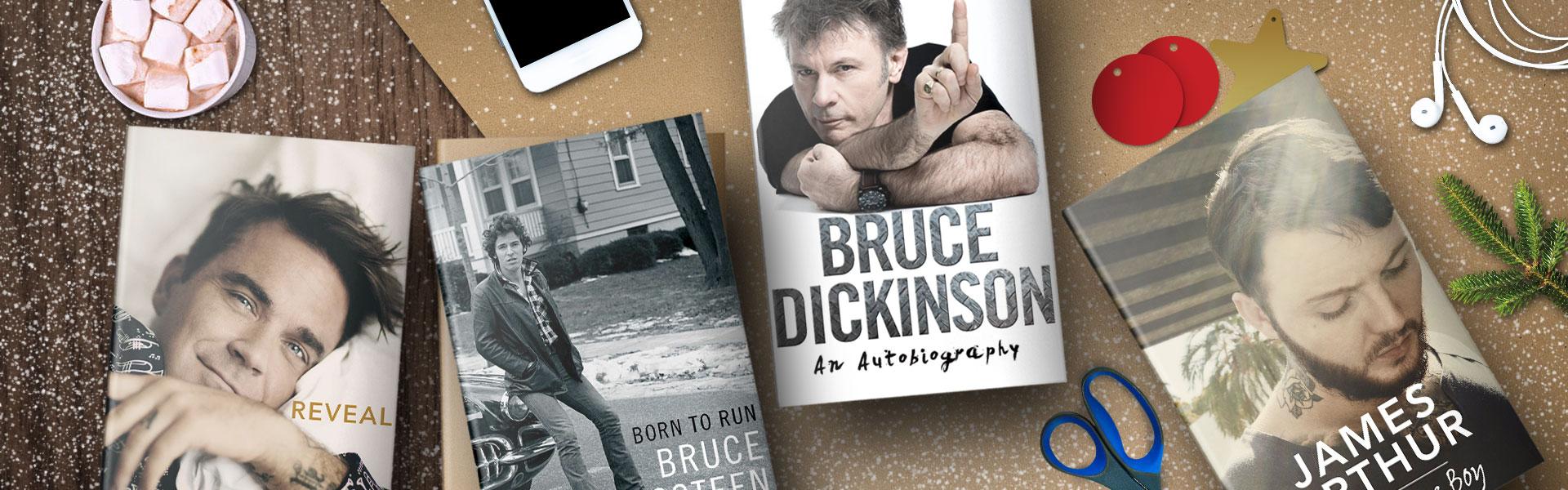 Our Christmas Top Picks: Music Books