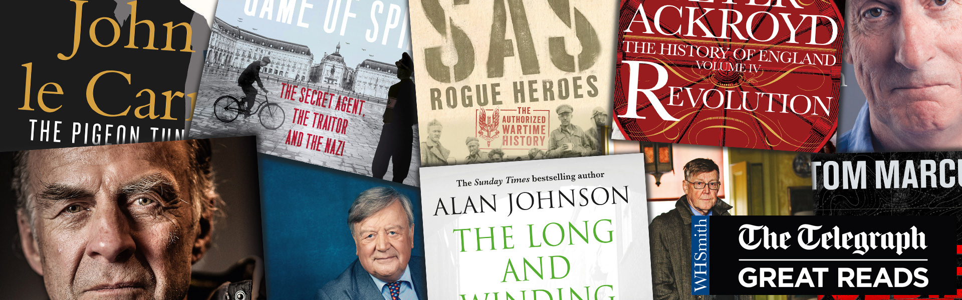 The Telegraph Great Reads Autumn 2016
