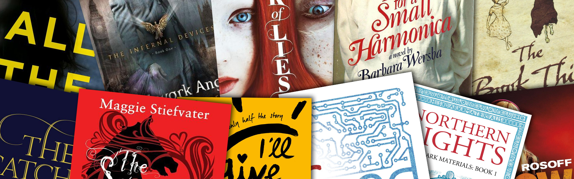 YA Authors Pick their Favourite YA Books of All Time