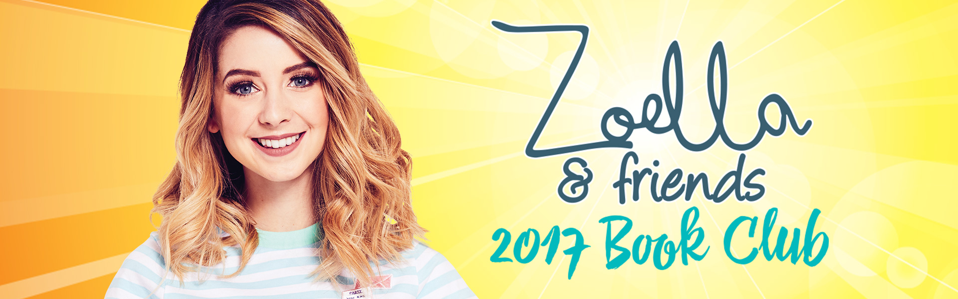 The Zoella & Friends 2017 Book Club