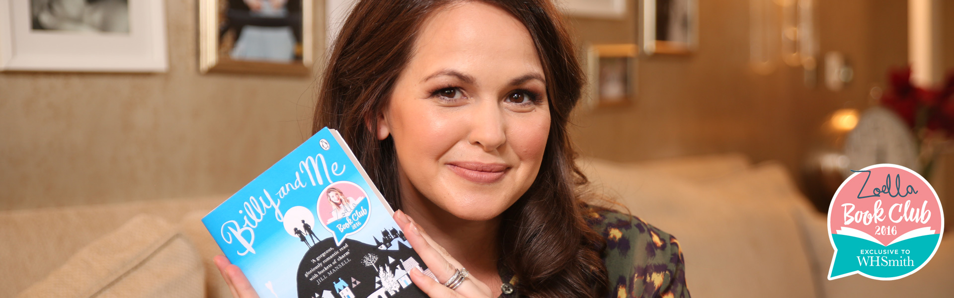Giovanna Fletcher: An Exclusive Interview on Billy and Me