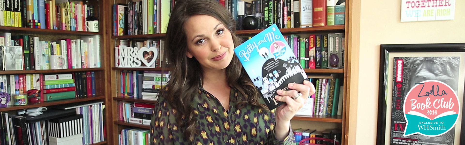 Exclusive Video! Giovanna Fletcher Gives us a Tour of her Writing Room