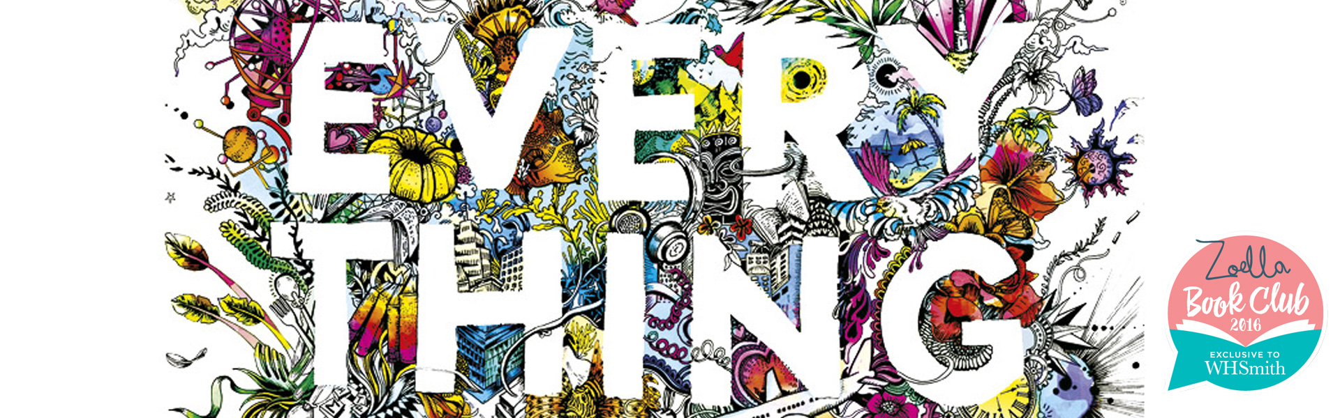 Read an Extract from Everything Everything by Nicola Yoon
