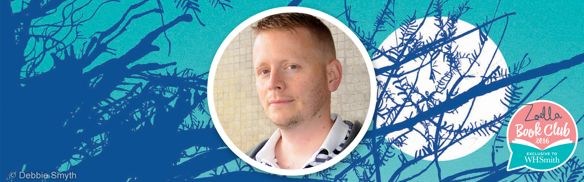 Patrick Ness: I Can't Believe They Filmed Stuff I Made Up in my Head!