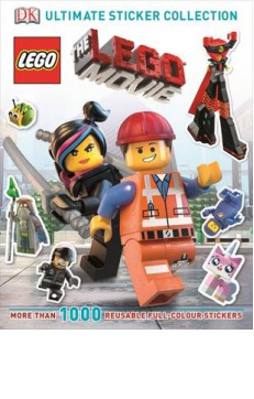 The LEGO Movie Ultimate Sticker Collection (Ultimate Stickers)