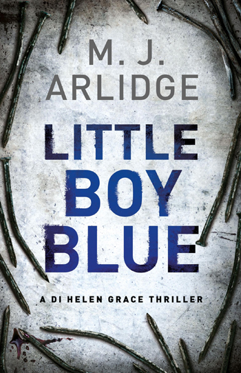 Little Boy Blue - M. J. Arlidge