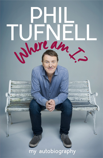 Where Am I - Phil Tufnell