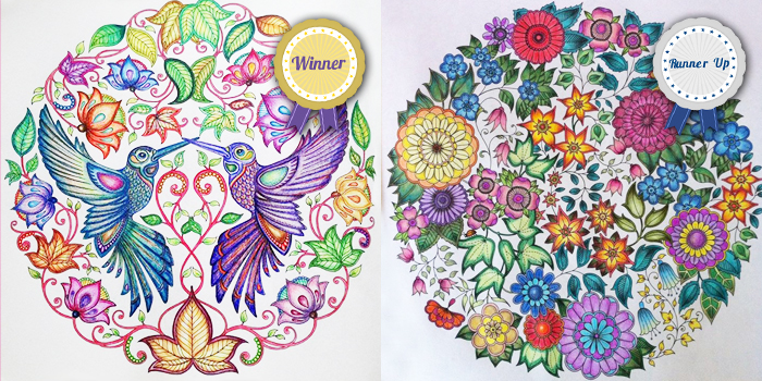 Adult Colouring Books: Your Artwork - WHSmith Blog