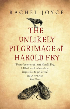 Harold walks the length of the country to see Queenie in The Unlikely Pilgrimage of Harold Fry