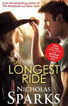 The Longest Ride – Nicholas Sparks (April 2015)