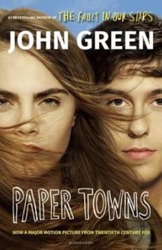 Paper Towns – John Green (June 2015)