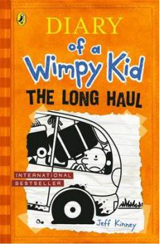 Diary of a Wimpy Kid: The Long Haul – Jeff Kinney