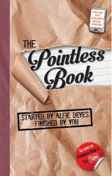 The Pointless Book: Started by Alfie Deyes, Finished by You – Alfie Deyes