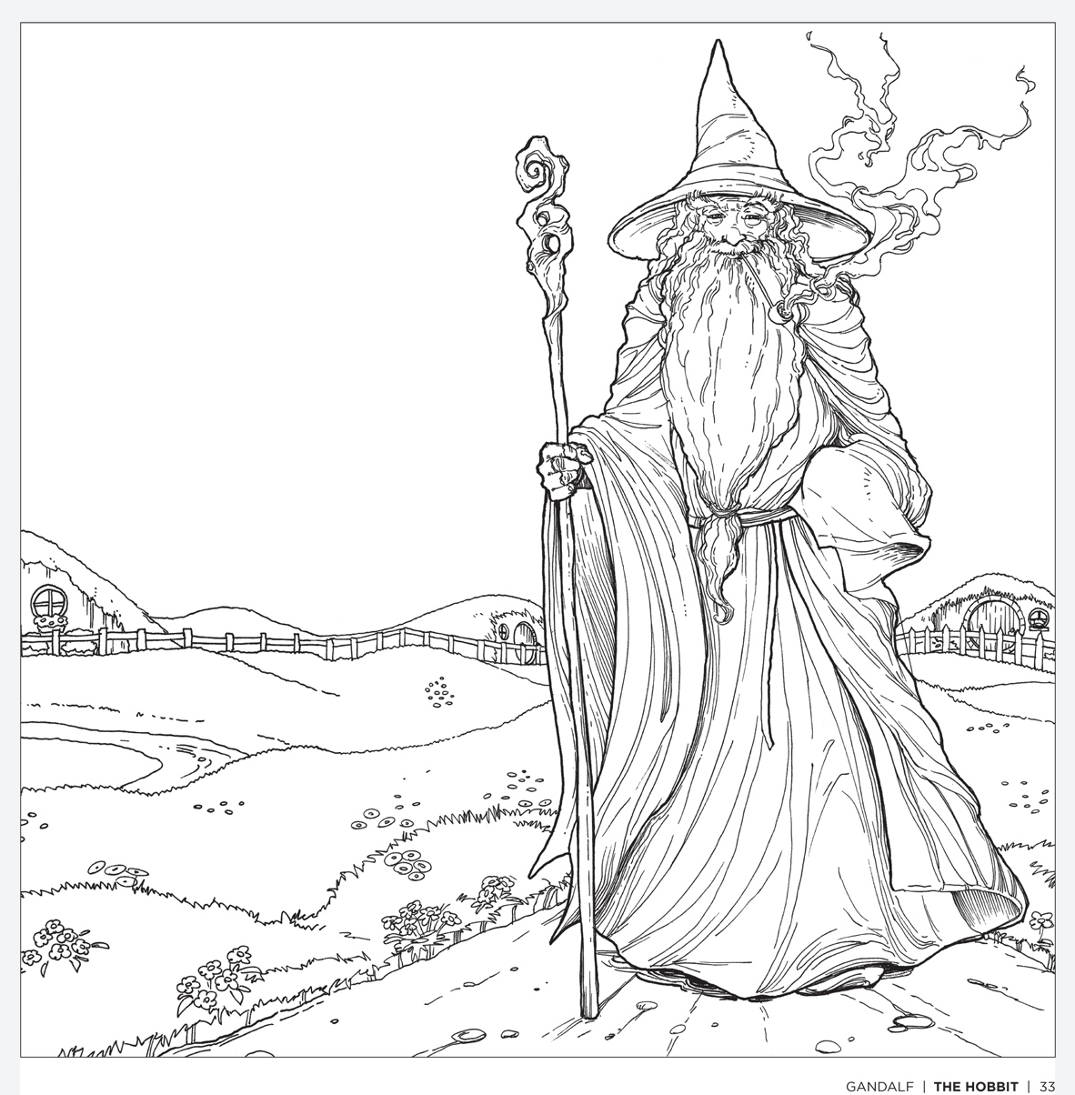 tolkien u0026 39 s world  a colouring book free pattern download