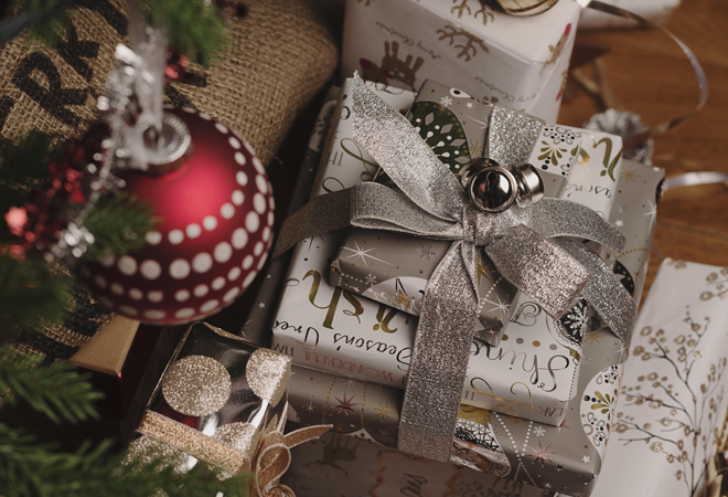 Christmas gift wrap collections